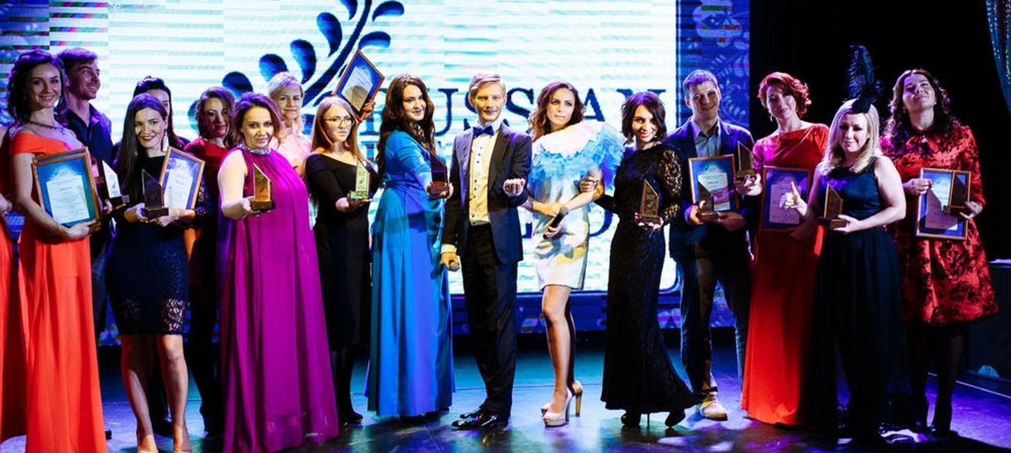 V премия Russian Beauty Award 2016: как это было